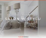 Jak urządzić salon w stylu prowansalskim?