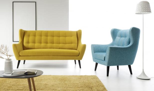 Kolekcja Etap Sofa Henry
