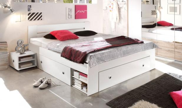 Łóżka BRW