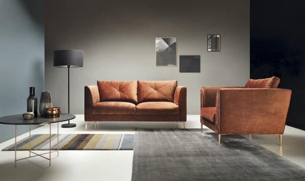 Kolekcja Etap Sofa Farina
