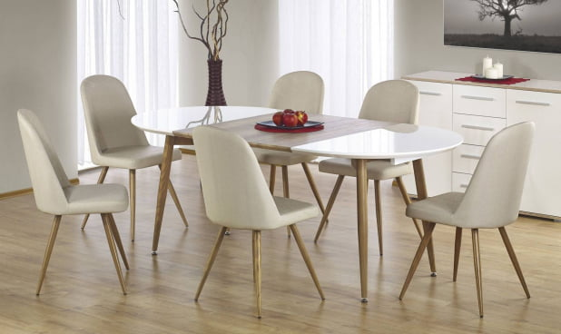 Stoły, stoliki i ławy Halmar
