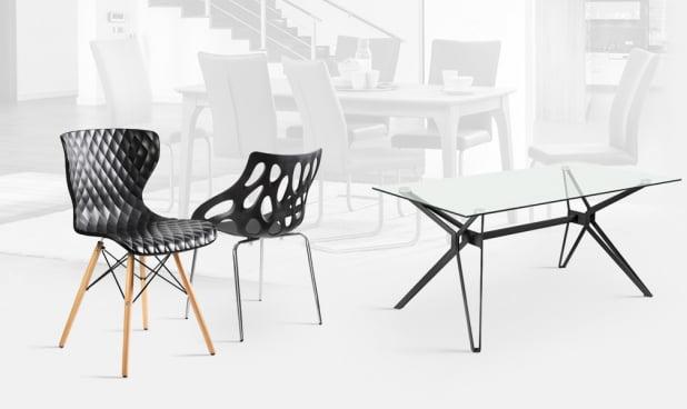 Stoły i krzesła Unique