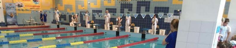 Wspieramy młodzieżową grupę pływaków