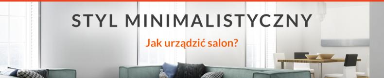 Styl minimalistyczny - jak urządzić salon?