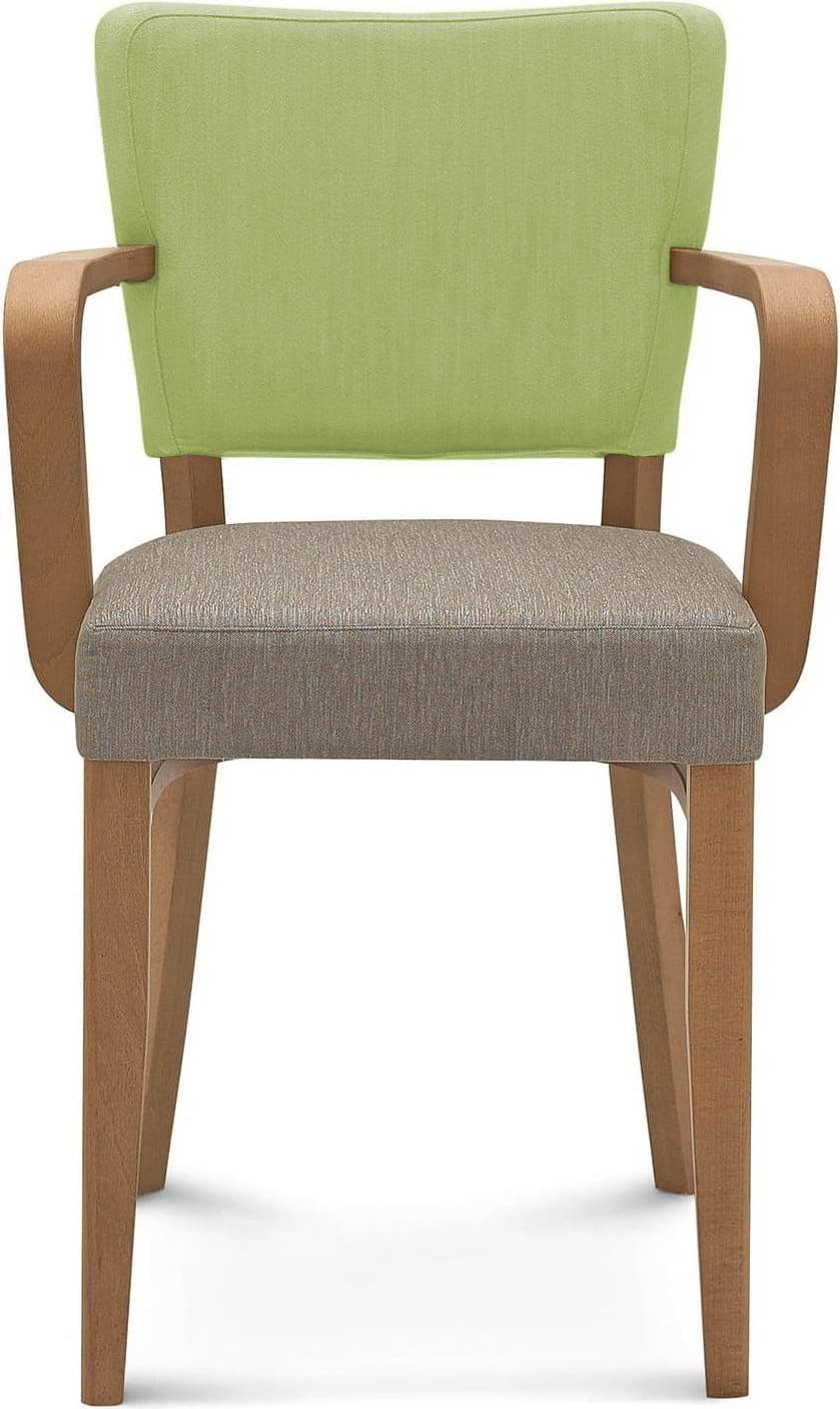 Krzesło z podłokietnikami B-9608