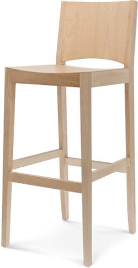 Židle barová BST-0707
