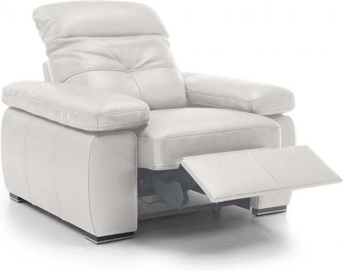 Fotel z funkcją relaksu manualnego Legend