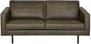 Sofa 2.5-osobowa zielona Rodeo
