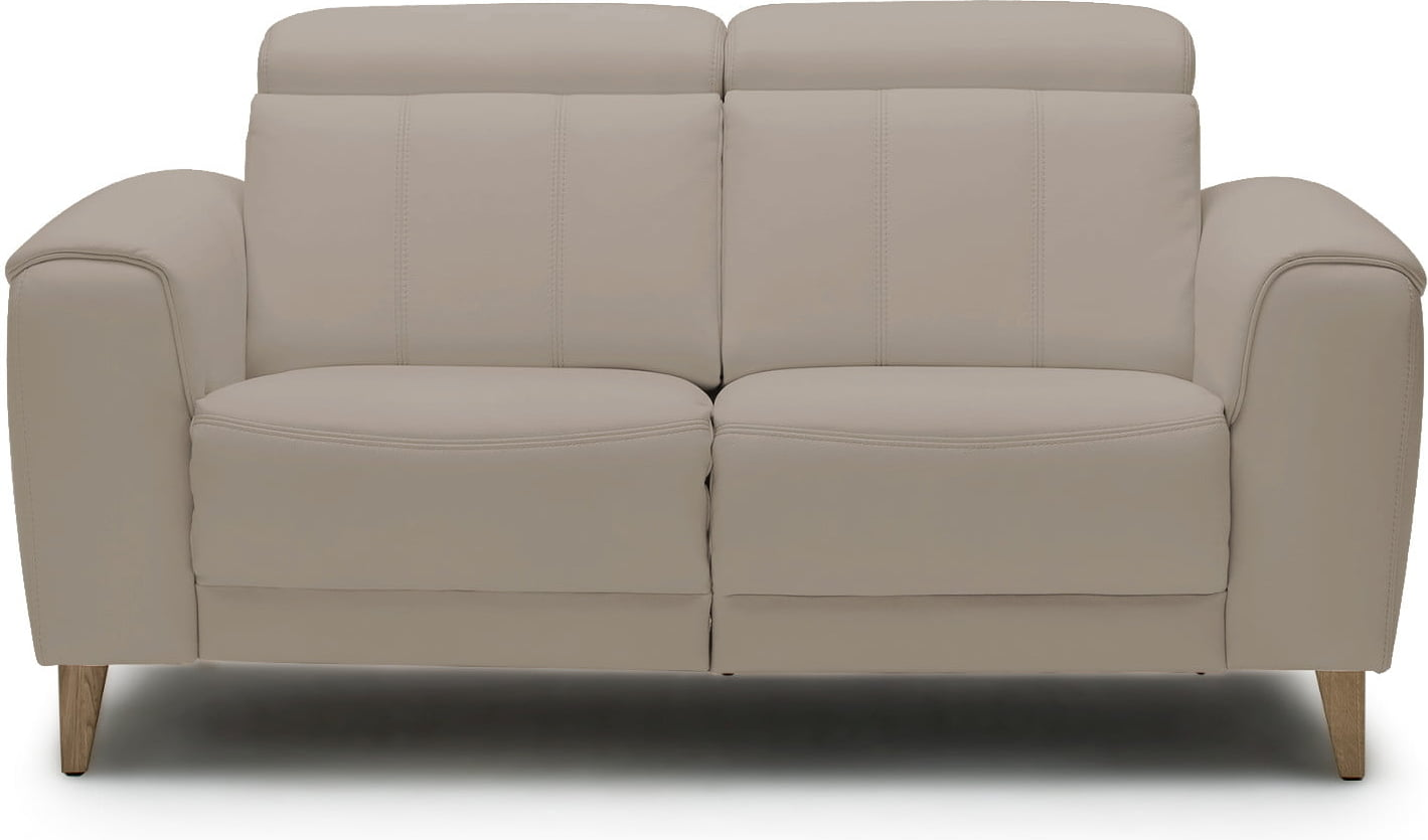 Sofa 2-osobowa z funkcją relaks manualny prawy Milana