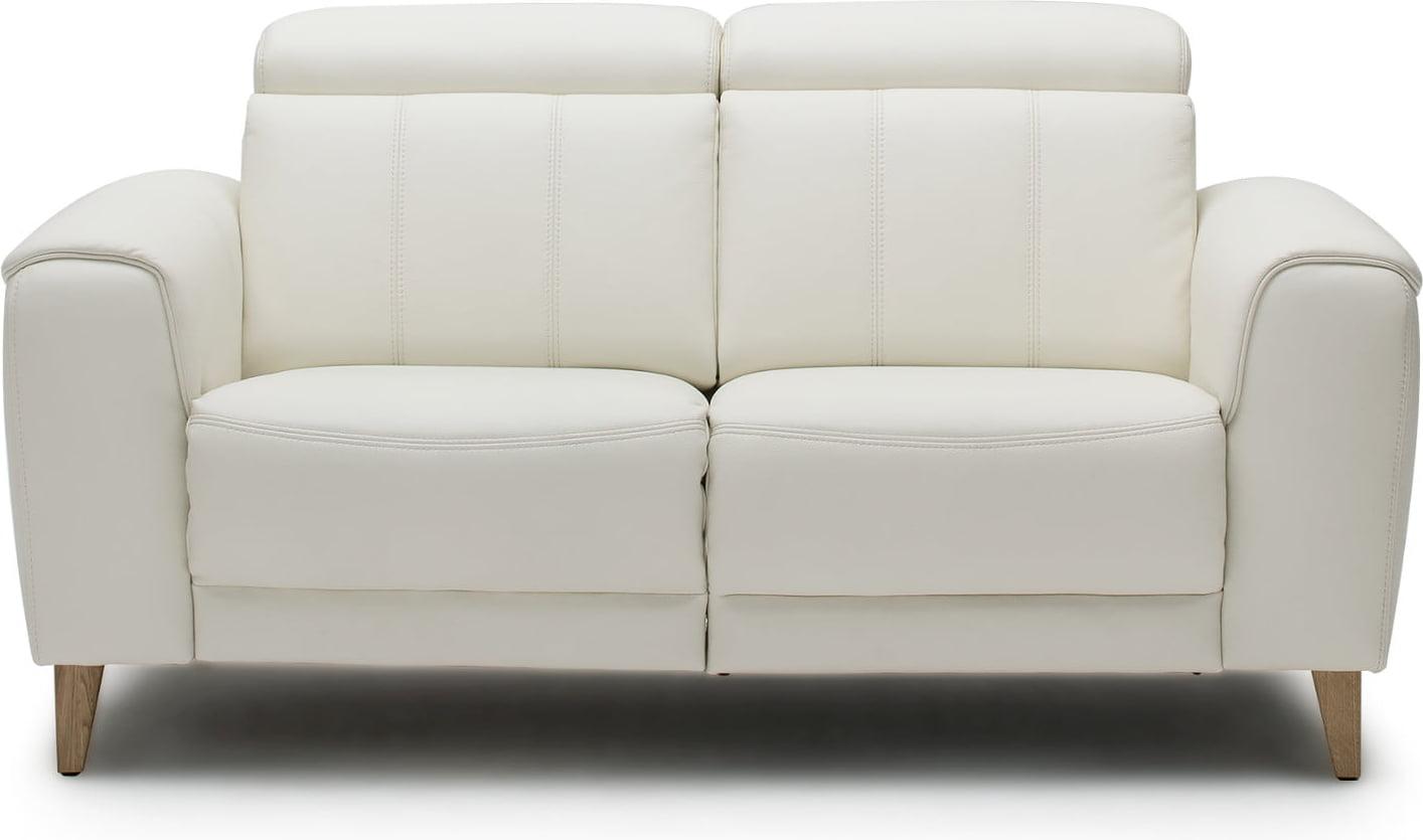 Sofa 2-osobowa z funkcją relaks elektryczny prawy Milana