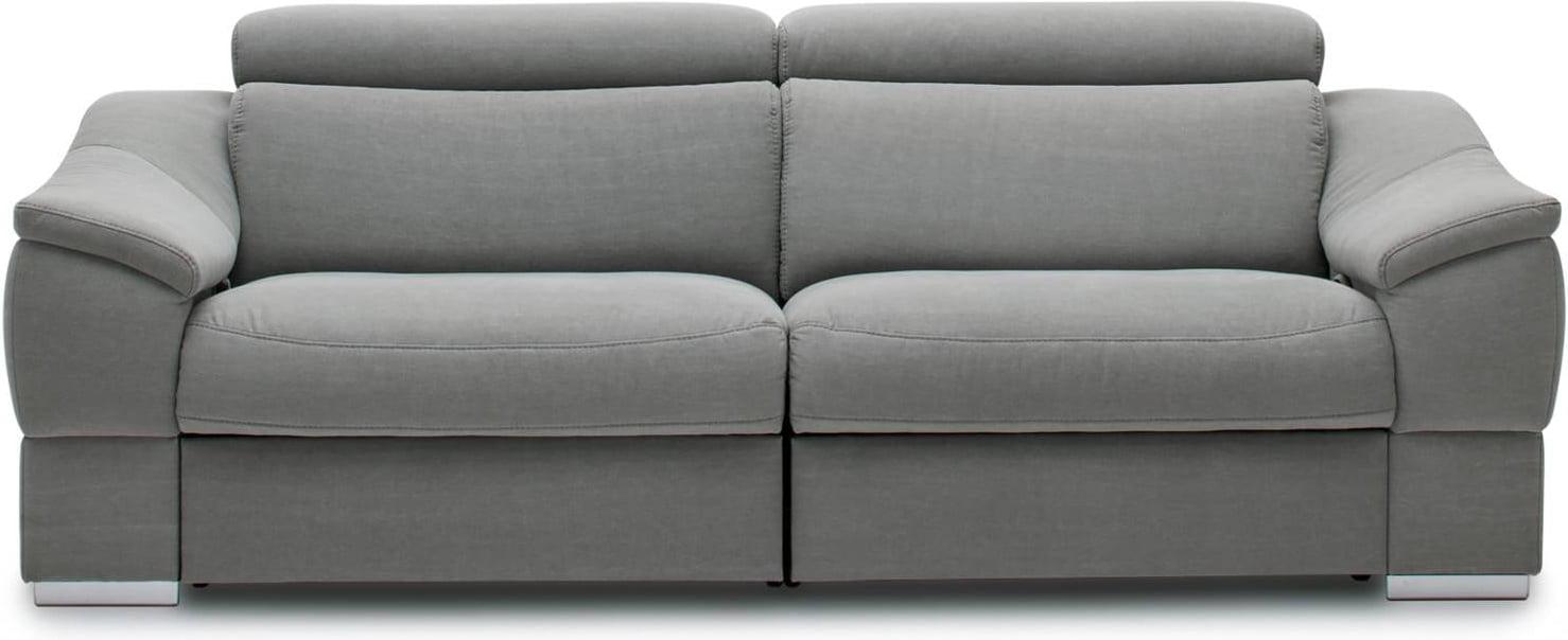 Sofa 2-osobowa z funkcją relaksu elektrycznego lewa Urbano