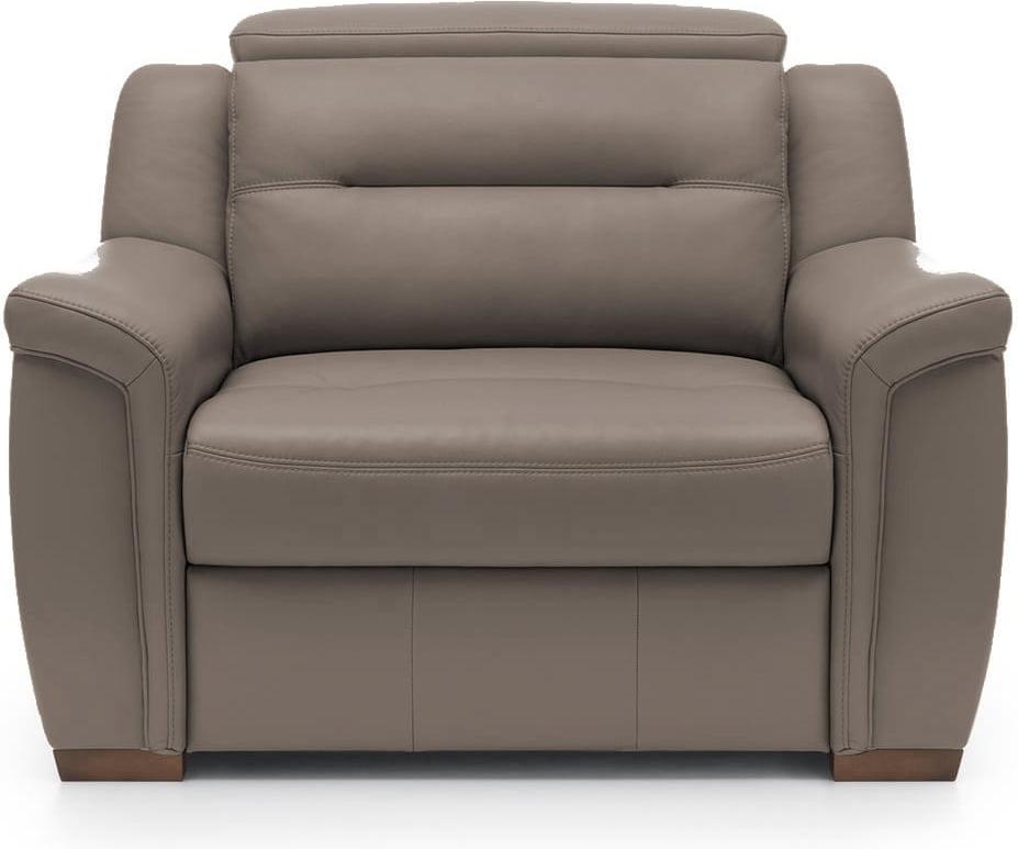 Fotel z funkcją relaksu manualnego Salmo
