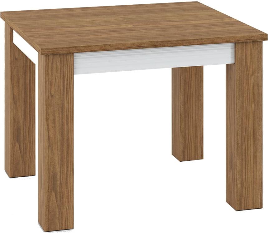 Stół Dallas Ml Meble Twojemeblepl Meble Z Kolekcji Dallas Biały Ciemny Dąb