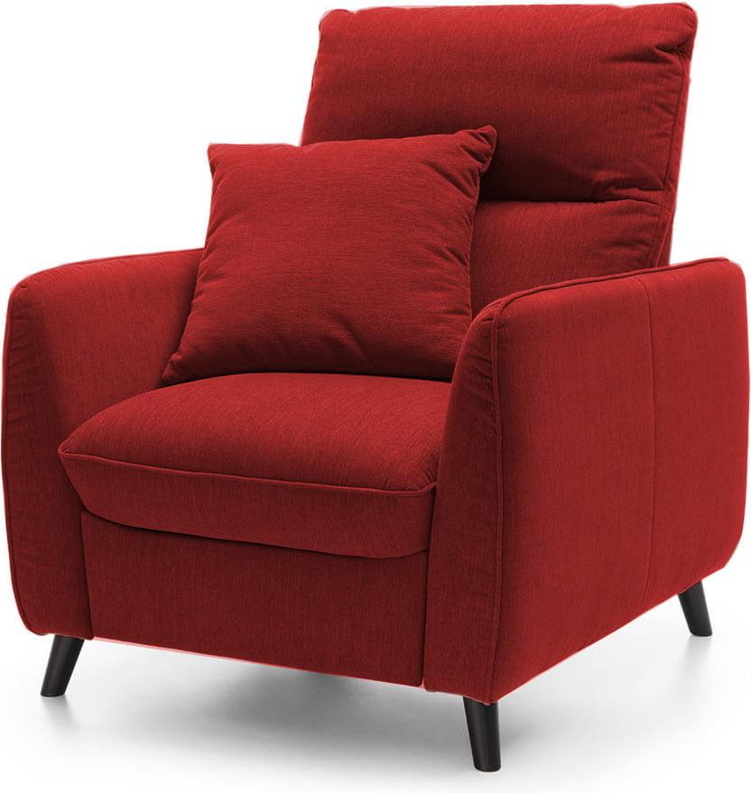 Fotel z funkcją relaksu manualnego Nils