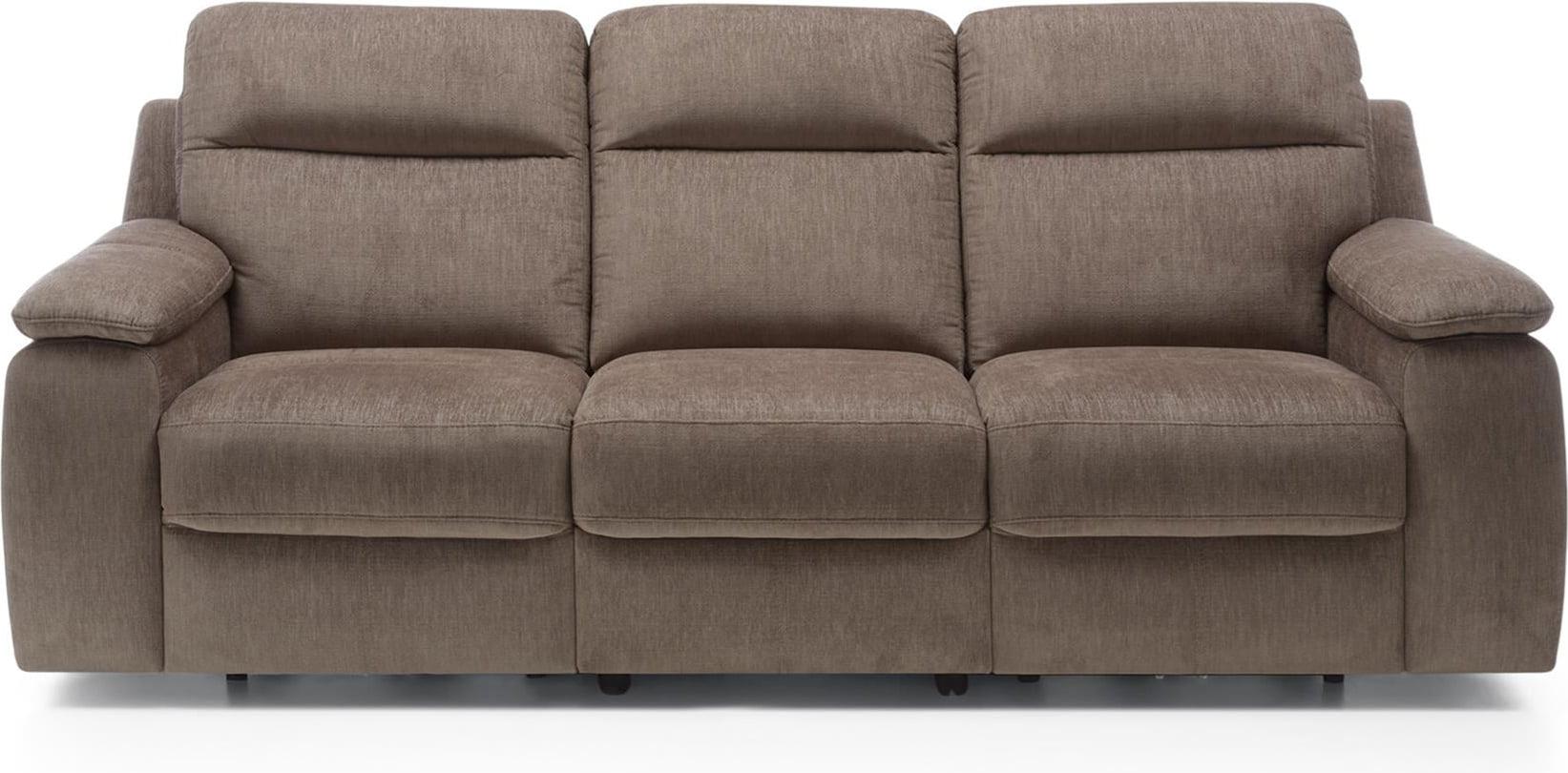 Sofa z funkcją relaksu manualnego Libretto