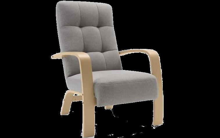 Fotele finki i gięte