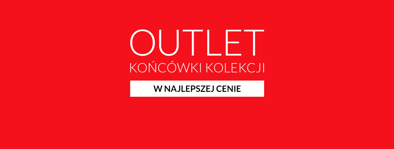 Outlet - końcówki kolekcji w najlepszej cenie