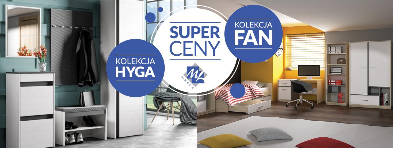 Kolekcja Fan + Hyga