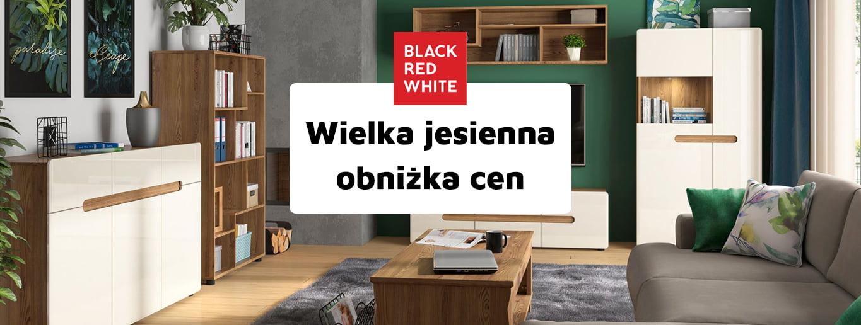 Wielka jesienna obniżka cen Black Red White!