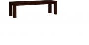 Konferenční stolek Nevada Tmavý dub