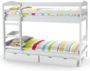 Łóżko Sam Biały