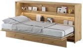Półkotapczan Poziomy 90 Bed Concept Jasny dąb