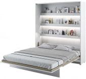 Półkotapczan Pionowy 180 Bed Concept Biały