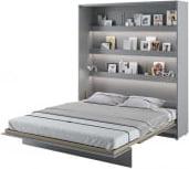 Półkotapczan Pionowy 180 Bed Concept Szary
