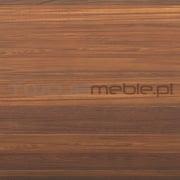 Stół T201 (wersja A) Ciemny dąb / orzech
