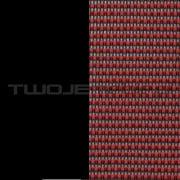 Fotel Wau 2 Czerwony