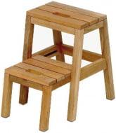 Krzesło – drabinka teak Dania