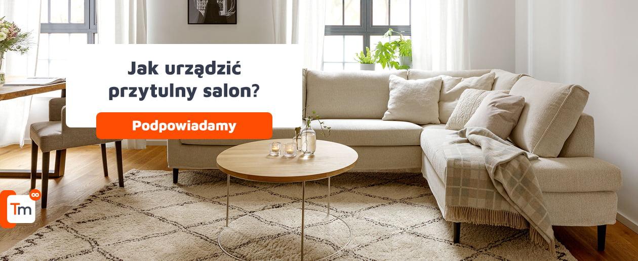Jak urządzić przytulny salon?