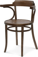 Krzesło z podłokietnikami B-1110