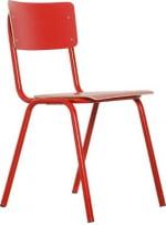 Krzesło czerwone Back to school