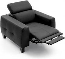 Fotel z funkcją relaksu manualnego Jacob