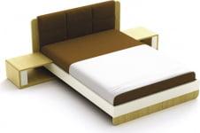 Łóżko 140 First