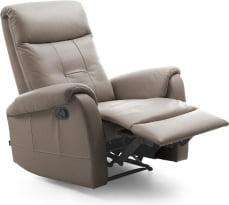 Fotel z funkcją relaksu manualnego Choco