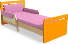 Łóżko Rozsuwane Simple