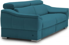 Sofa 3-osobowa z funkcją relaksu manualnego prawa Urbano