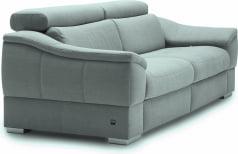 Sofa 3-osobowa z funkcją relaksu elektrycznego lewa Urbano