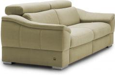 Sofa 3-osobowa z funkcją relaksu elektrycznego prawa Urbano