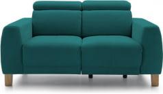Sofa 2-osobowa z funkcją relaksu manualnego (prawa) Jacob