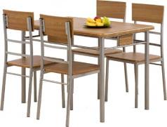 Zestaw stół + 4 krzesła Natan