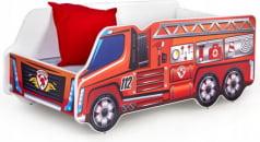 Łóżko Fire Truck