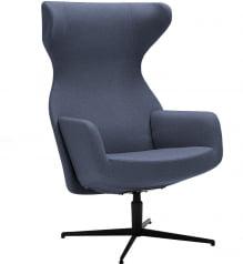Fotel z funkcją relaksu manualnego Isa
