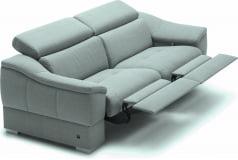 Sofa 3-osobowa z funkcją relaksu manualnego Urbano