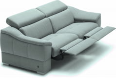 Sofa 3-osobowa z funkcją relaksu elektrycznego Urbano