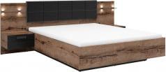 Łóżko Kassel 160 A
