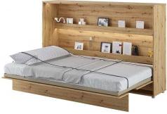 Półkotapczan Poziomy 120 Bed Concept