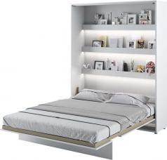 Półkotapczan Pionowy 160 Bed Concept